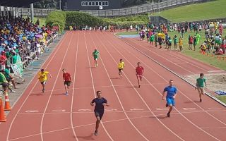 Athletics Day 2018