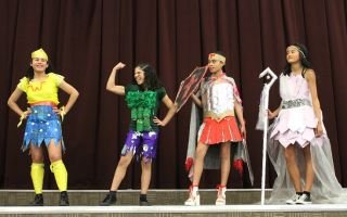 Whanau Wearable Arts 2016