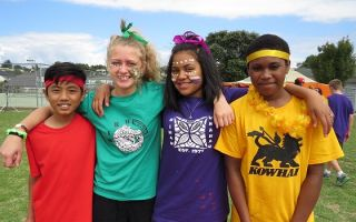 One Tree Hill College Athletics Day 2015